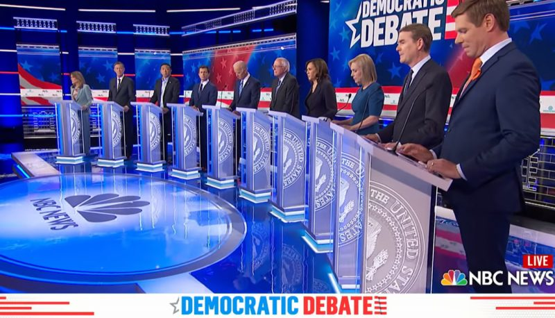 Image for Coalition Urges DNC to #DebateDemocracy