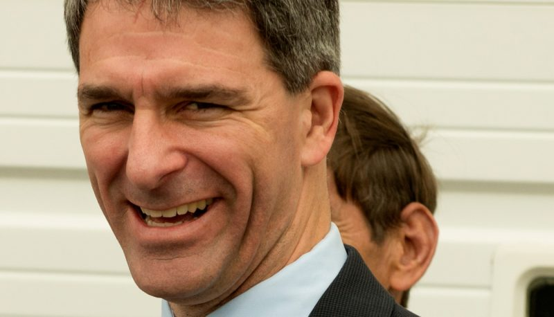 Ken Cuccinelli Wants to Make Immigration Great Again