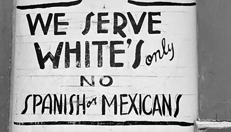 Image for White Supremacist Terrorism and the History of Anti-Latino Racism in Texas
