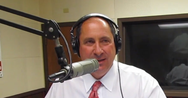 How a Small-Time Virginia Radio Host Lands Interviews with Big-League Trumpers