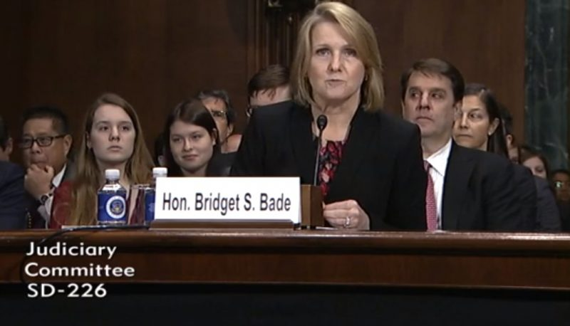 Image for Trump Judge Bade Would Have Blocked Student's Disabilities Accommodation Claim: Confirmed Judges, Confirmed Fears