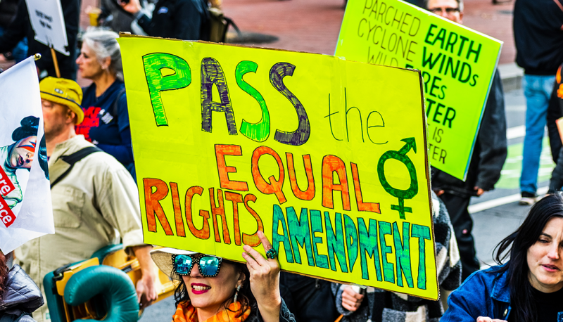 Image for Virginia Ratifies the ERA: A Win for Gender Equity 46 Years in the Making