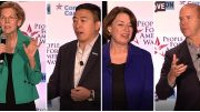 Presidential Candidates Discuss Fair Courts at Democracy Reform Forum