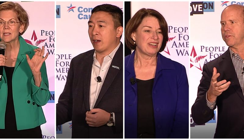 Image for Presidential Candidates Discuss Fair Courts at Democracy Reform Forum
