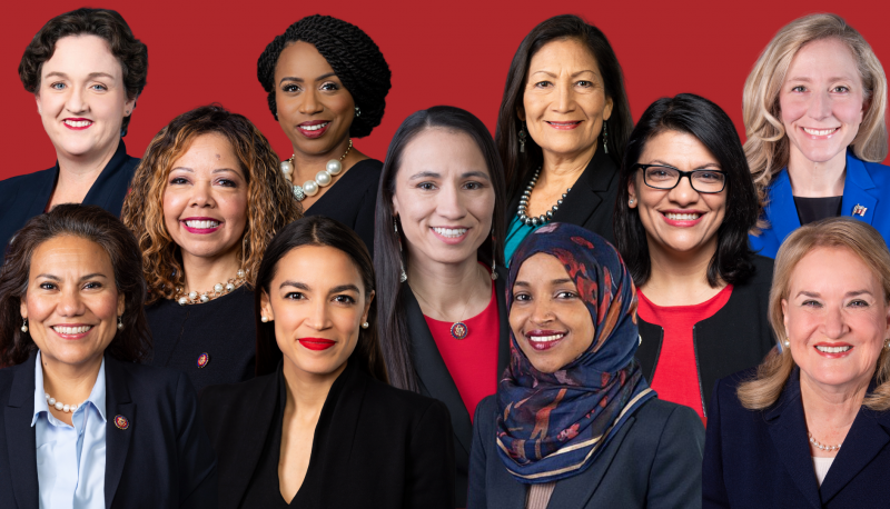 Image for Reflecting on 2018: The Year of the Woman