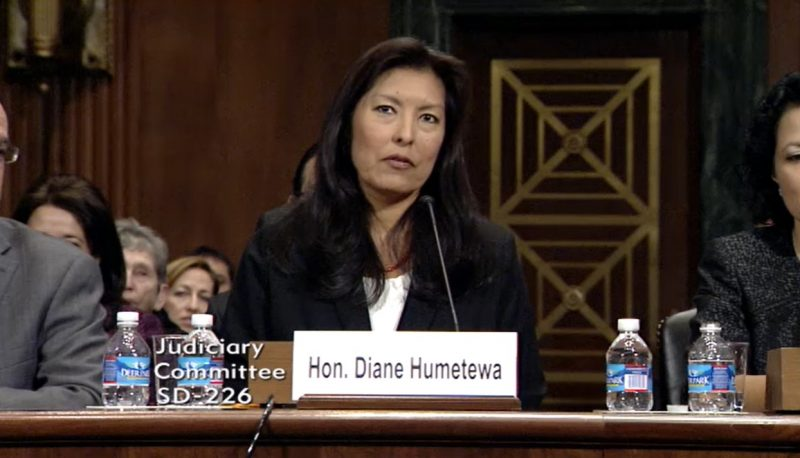 Historic Nomination: Diane Humetewa Would Be First Native American Woman On Federal Bench