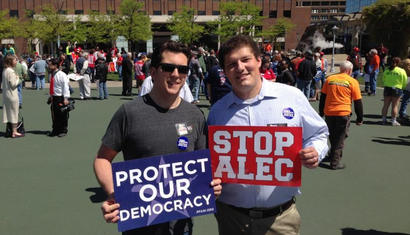 Corporations Should Stand Up for Equality and Democracy and Ditch ALEC