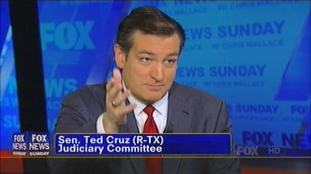 Image for Ted Cruz Hopes To Save Presidential Campaign With Attacks On LGBT People