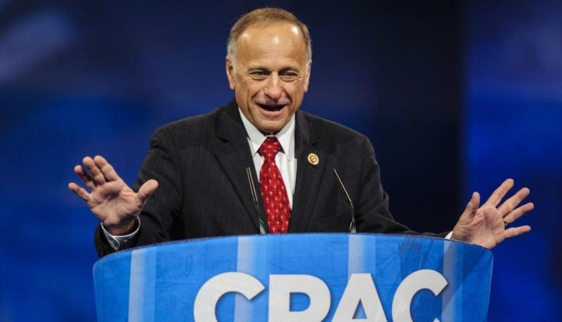 Image for Rep. Steve King Must Be Held Accountable for His Use of Dehumanizing, Racist Language