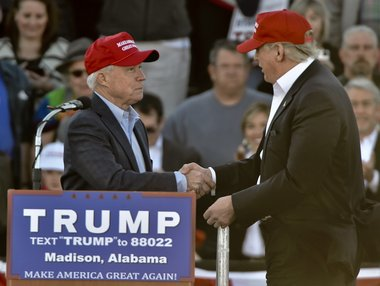 Image for Opposition to Sessions Nomination for Attorney General