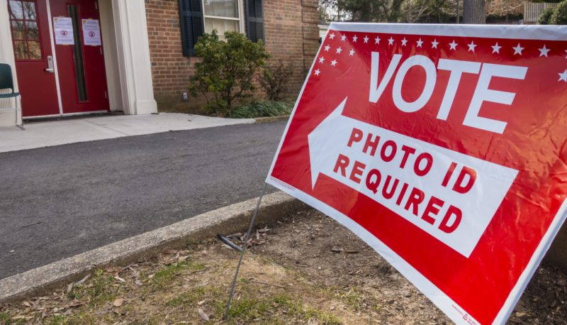 Image for Trump Judge Upholds Alabama Voter ID Law:  Confirmed Judges, Confirmed Fears