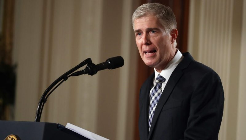 Gorsuch: Companies Should Ask Women about Pregnancy Plans