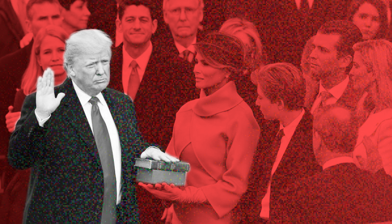 Wading Into the Swamp: Member Telebriefing on Trump's First 100 Days