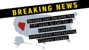 Amendment to Overturn Citizens United Reaches New Milestone