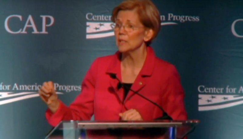 "Senator Warren Renews Call for Constitutional Amendment to Overturn ""Terrible Citizens United Mistake"""