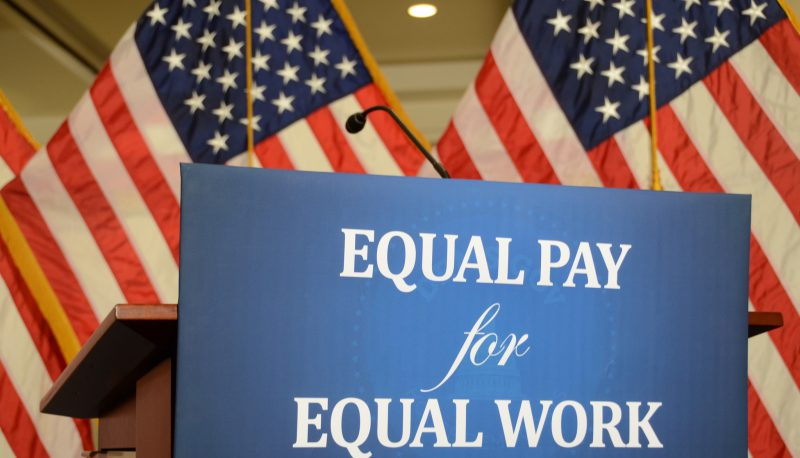 Image for Letter: Data Collection Is Critical to Fighting Pay Discrimination