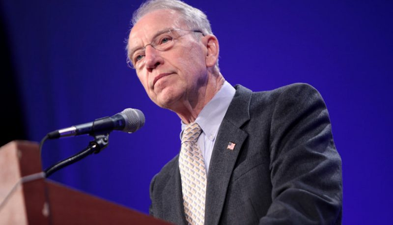 Chuck Grassley's Sounds of Silence