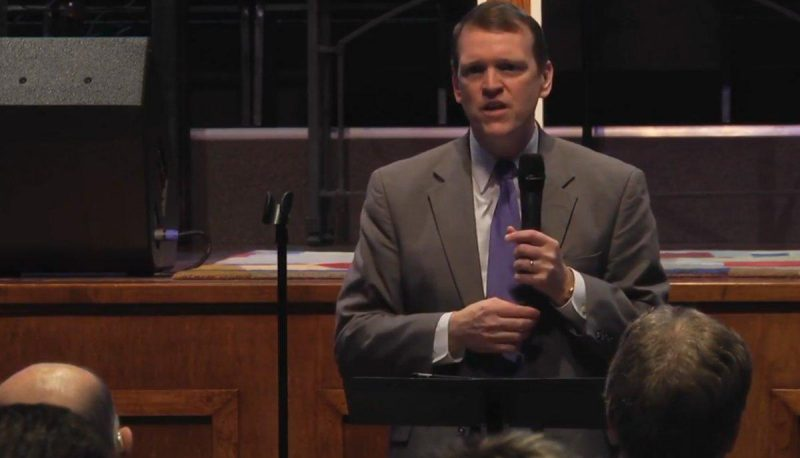 "Jeff Mateer And The ""Kill The Gays"" Conference"