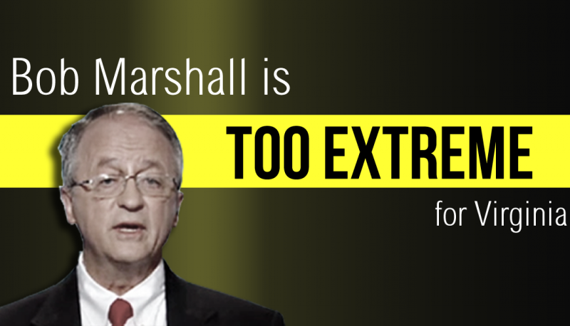 Meet Bob Marshall: Extremist Who Says Disabled Children Are God's Punishment, Gay People Should Be Jailed, And Schools Should Have More Guns