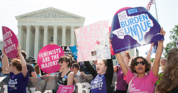 Trump Judges Keep Draconian Texas Abortion Law in Effect