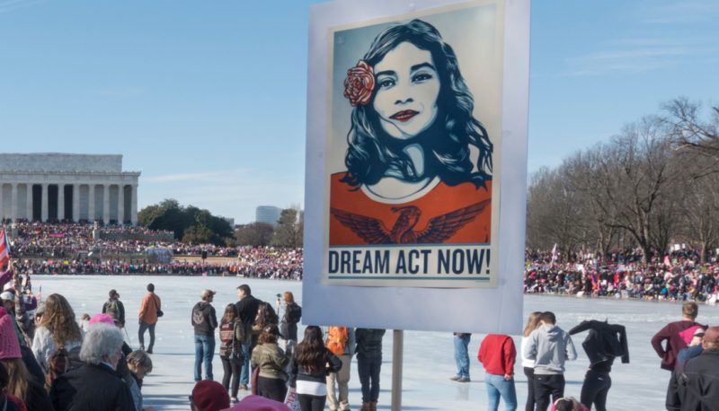 Image for Congress Must Protect Dreamers, Unaccompanied Immigrant Children, and Asylum Seekers