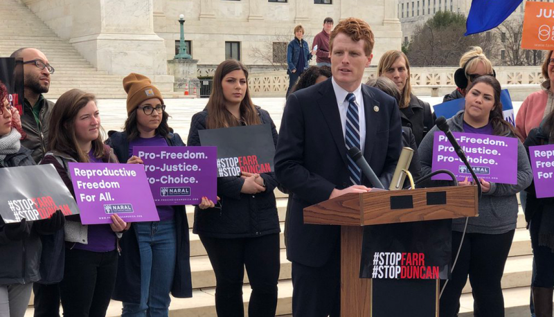 PFAW and Allies Rally Against Judicial Nominees Kyle Duncan and Thomas Farr