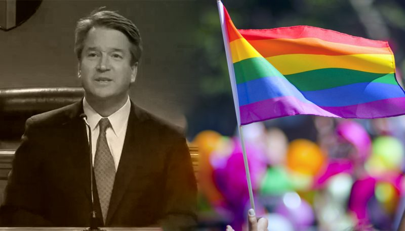 For Kavanaugh's LGBTQ Record, Read Between the Lines