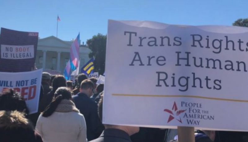 PFAW Joins Coalition of LGBTQ Advocates in Resisting Trump's Latest Attack on the Rights of Redefinition of Transgender People