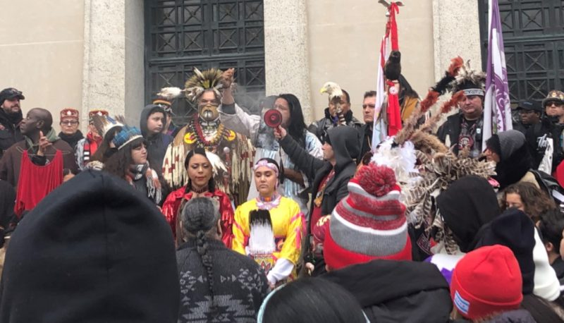 It's Important Not to Miss the Underlying Message of the Indigenous People's March