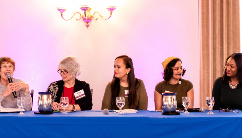 Supporting Families through Child Care: A YEO Network Women's Conference Panel