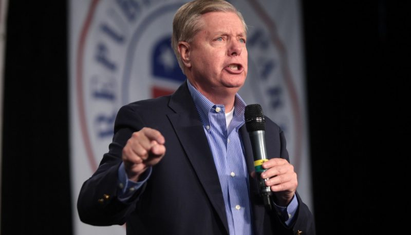 Lindsey Graham's Convenient Alternate History on Judicial Nominations