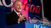 Senate Candidate Roy Moore Wants to Take U.S. Back to When Sodomy, Abortion Were Illegal