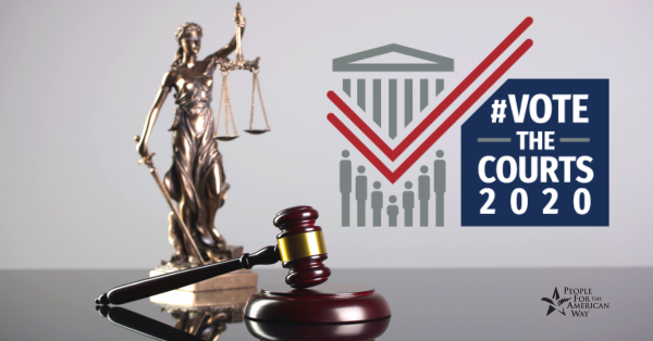 #VoteTheCourts2020: What the Candidates are Saying