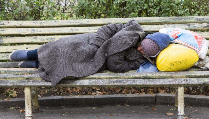 Confirmed Judges, Confirmed Fears: Trump Circuit Judge Tries to Uphold City Criminalization of Homelessness