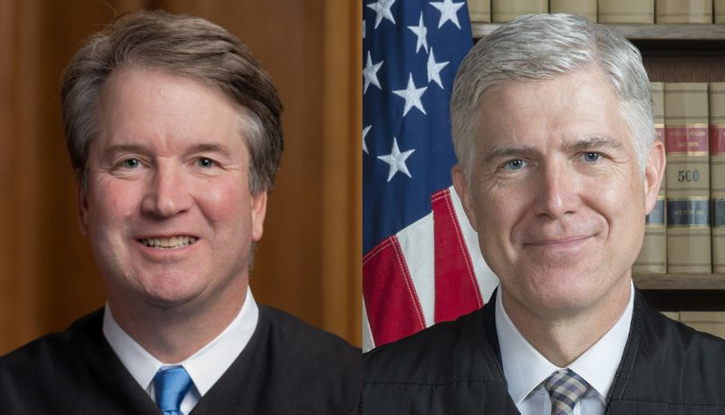 Image for Kavanaugh, Gorsuch Make it Easier to Deport Permanent Legal Residents: Confirmed Judges, Confirmed Fears