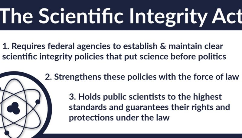 PFAW Supports the Scientific Integrity Act to Combat Trump's War on Science