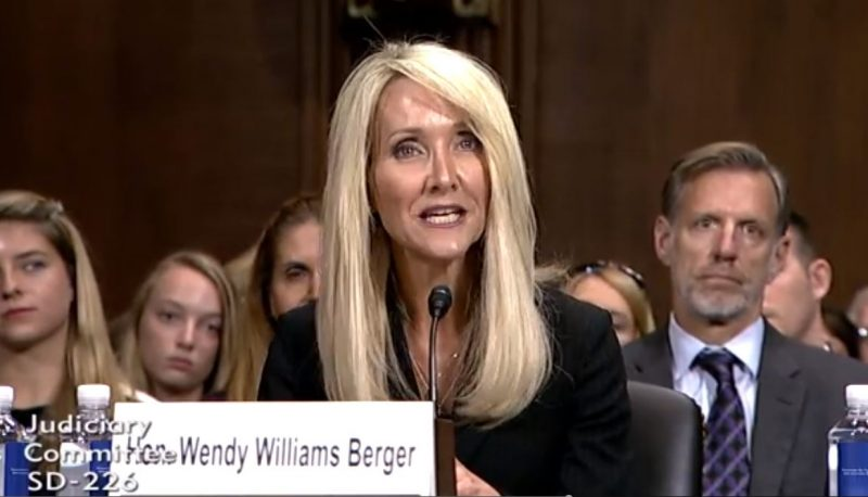 Image for Judicial Nominees Should Be Committed to Brown v. Board—Oppose Wendy Berger