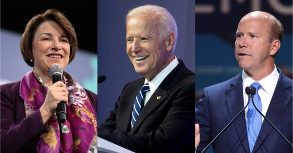 Joe Biden, Amy Klobuchar and John Delaney Discuss Ideal Judicial Nominees