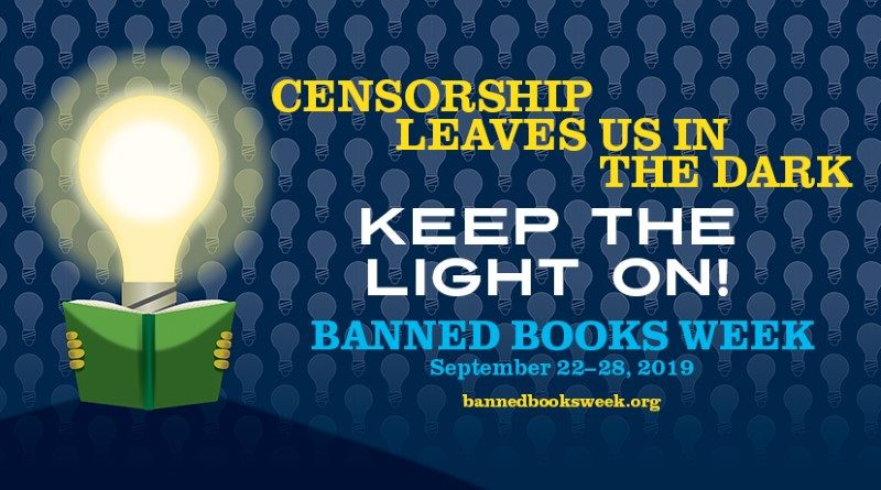 Image for Banned Books Week: Oppose Censorship and 'Keep the Light On'