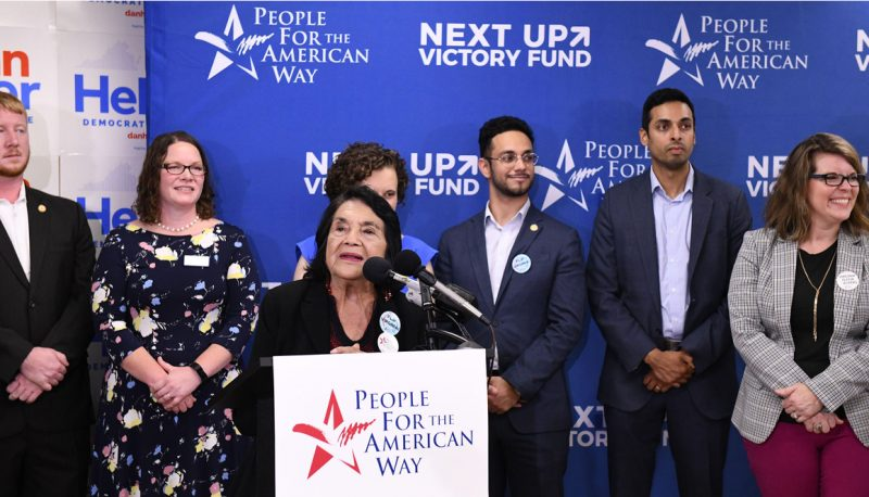 Image forNext Up Victory Fund Convenes Endorsed Candidates, Progressive Leaders for Virginia 2019 Campaign Kickoff