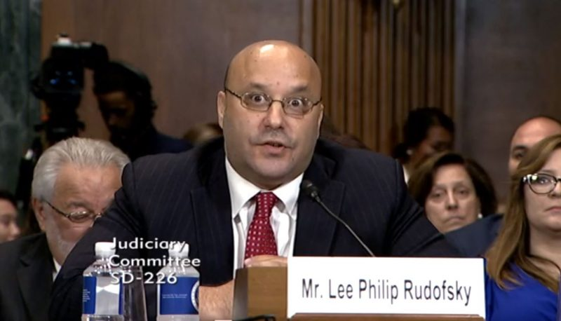 Judicial Nominee Lee Rudofsky's Record Indicates a Bias Against LGBTQ+ Equality and Reproductive Freedom