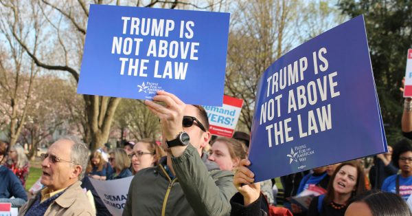 """Rio Tazewell in The Hill: The Push to Impeach Trump """"Calls for Mass Action"""""""