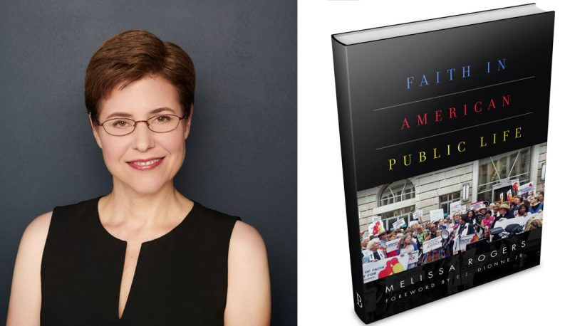 A refreshing and welcome book on religious liberty in America by a true champion