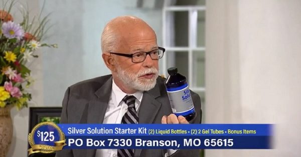 Jim Bakker Decries 'Warfare' That Has Forced Him to Stop Lying About His Silver Solution