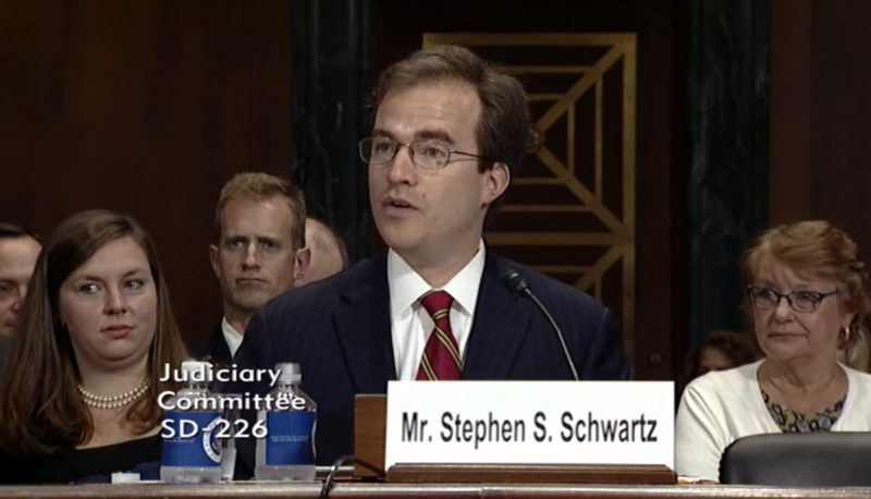 Image for Judicial Nominee Stephen Schwartz Wants to Undo the New Deal and the Social Safety Net