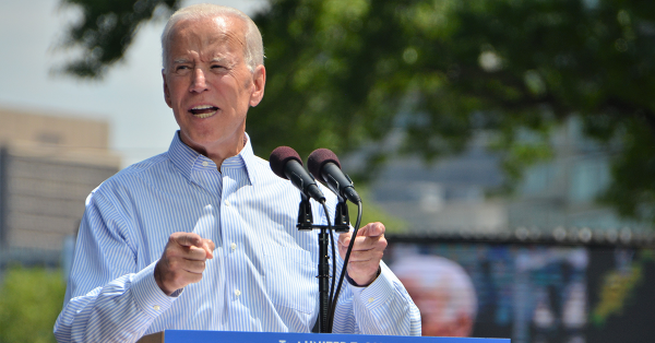 Biden Rebukes McConnell, Senate for Confirming Judicial Nominees During Pandemic