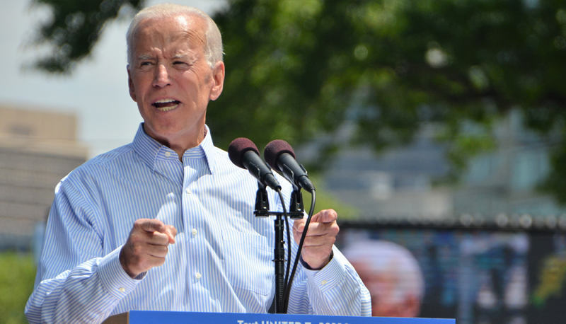 "Joe Biden Promises to Nominate Judges ""Who Look Like America"""