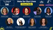 PFAW Joins Speaker Pelosi at Vote For Our Lives Virtual Rally