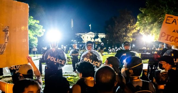 After Days of Unrest, the Right Lusts for George Floyd Protesters' Blood