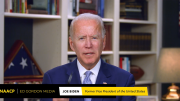 Joe Biden Rebukes Trump and McConnell's Court-Packing During NAACP Town Hall